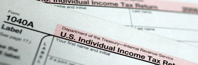 Income Tax Itemized Deductions