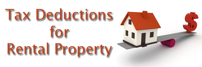 Tax deductions for rental property